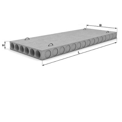 Плиты перекрытий 4200 железобетонные конструкции в гродно